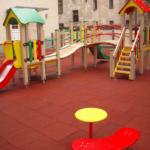 мягкий асфальт для детских площадок цена