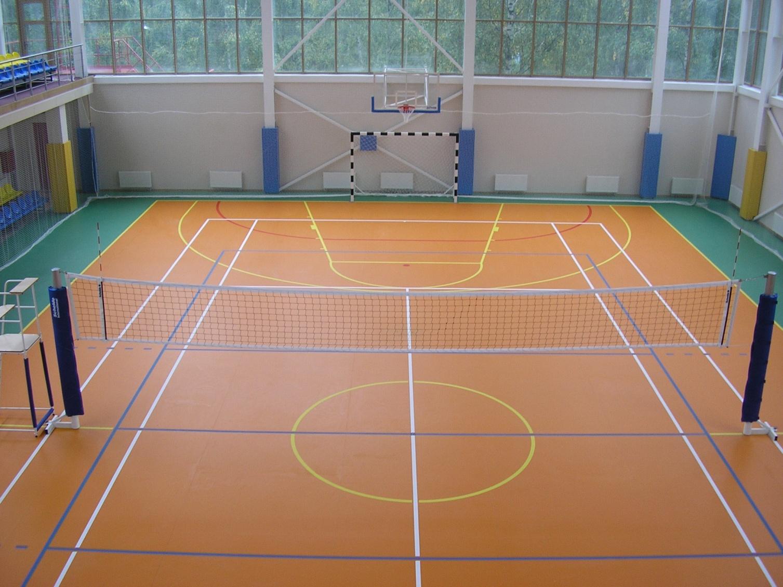 напольное покрытие для спортзала в Ставрополе