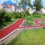 садовые дорожки цена