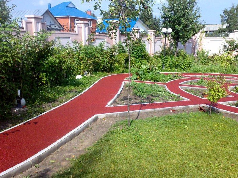 покрытие для садовых дорожек в Ставрополе
