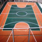 покрытие для спортивных площадок цена