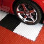 резиновое покрытие для гаража на пол цена
