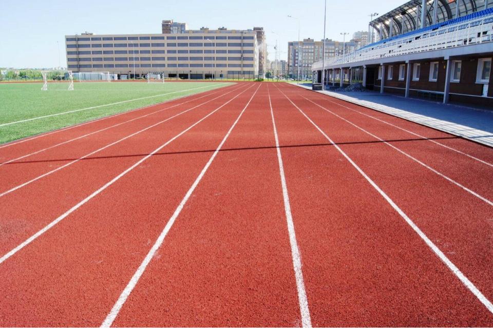 резиновые покрытия стадионов в Ставрополе