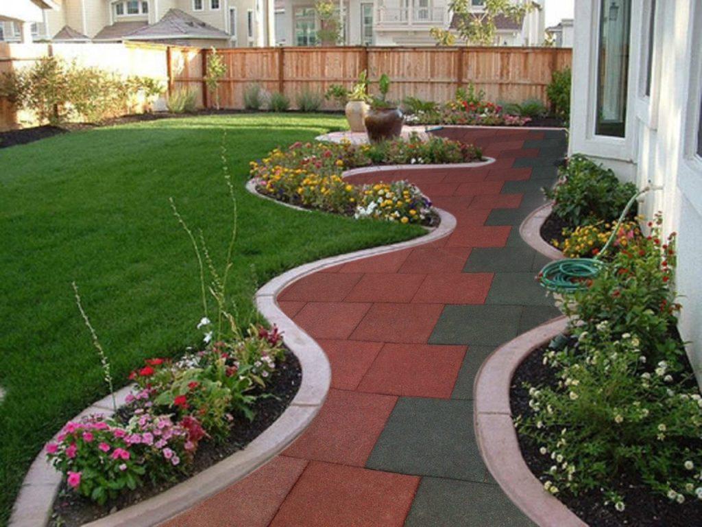 купить чем покрыть двор частного дома
