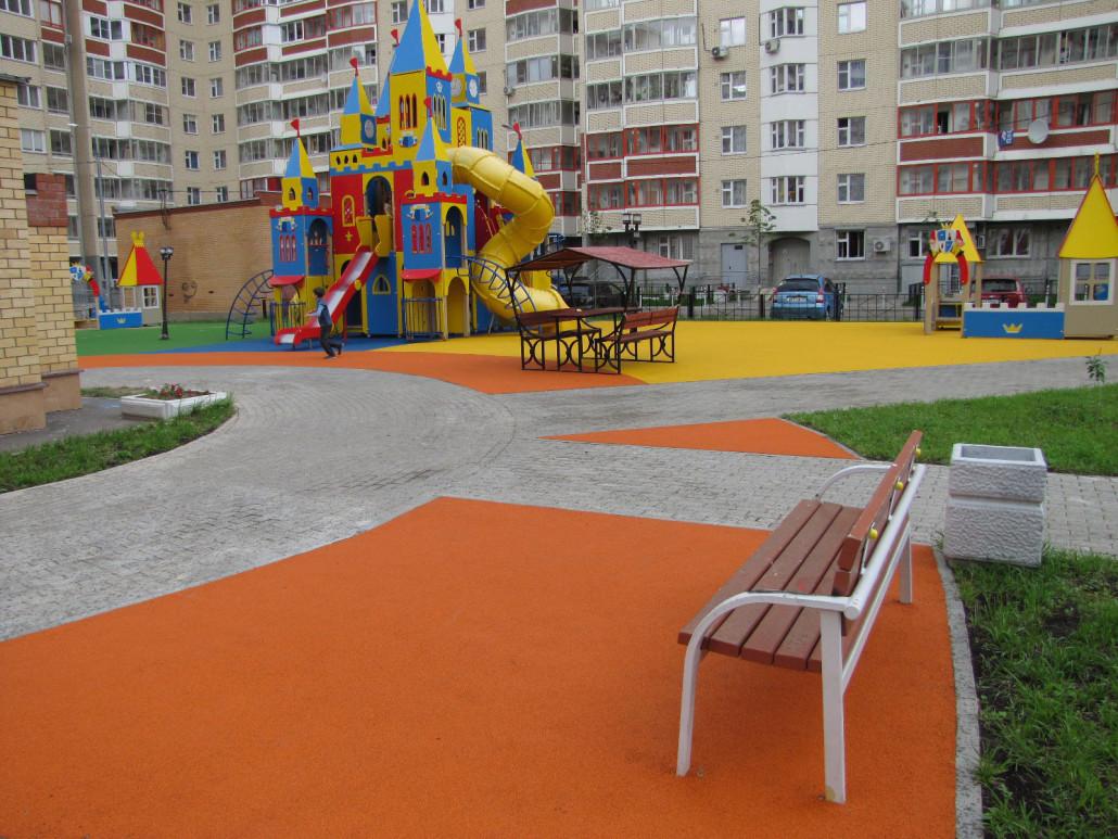 резиновое покрытие в рулонах купить в Ставрополе по цене