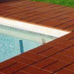 купить резиновое покрытие для бассейна