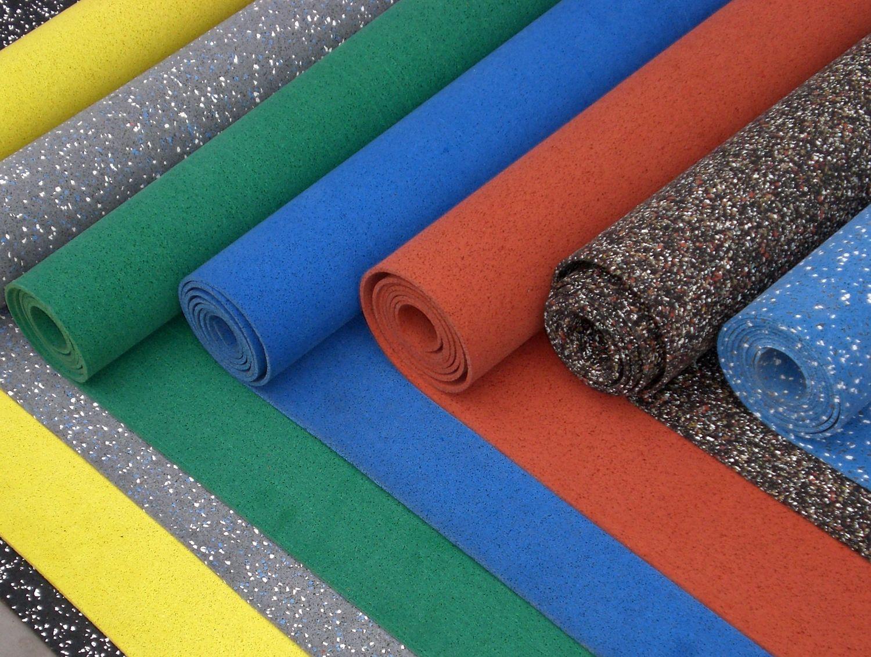 резиновое покрытие в рулонах купить в Ставрополе